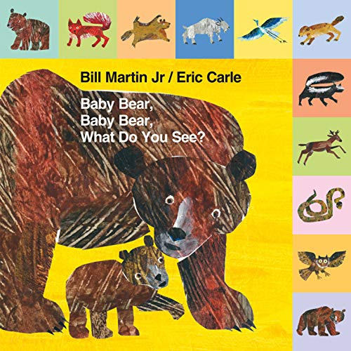 Mini Tab: Baby Bear, Baby Bear, What Do You See? By Bill Martin