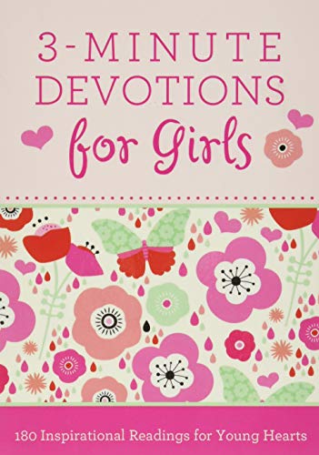 3-Minute Devotions for Girls By Dr Janice Thompson