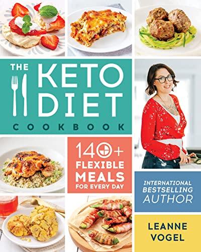 Keto Diet Cookbook By Leanne Vogel