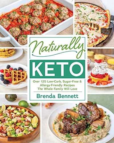 Naturally Keto By Brenda Bennett