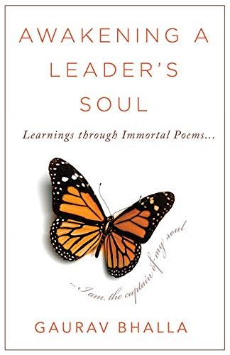 Awakening A Leader's Soul par Gaurav Bhalla
