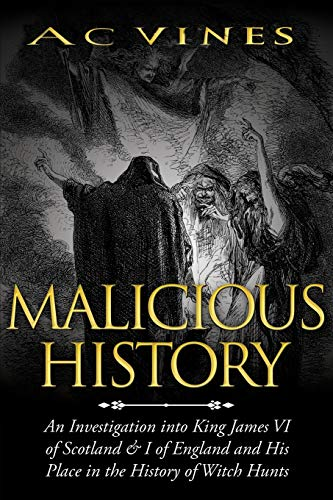 Malicious History By A C Vines