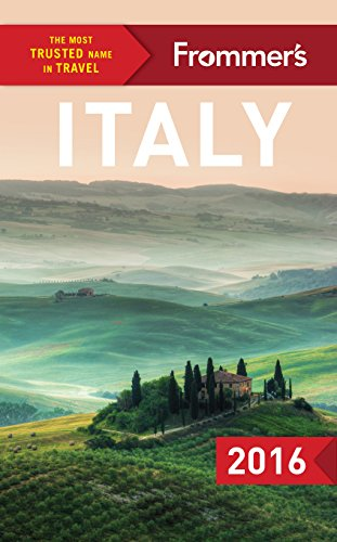 Frommer's Italy 2016 By Eleonora Baldwin