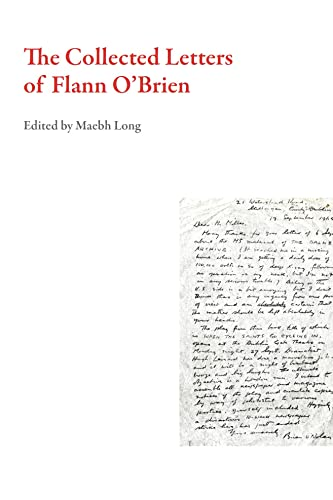 The Collected Letters of Flann O'Brien By Flann O'Brien