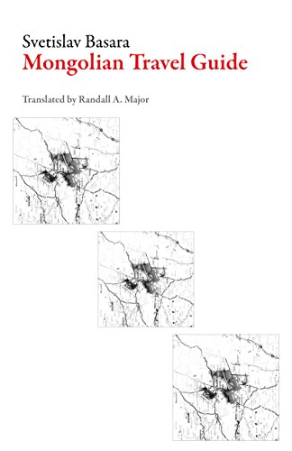 Mongolian Travel Guide By Randall A. Major