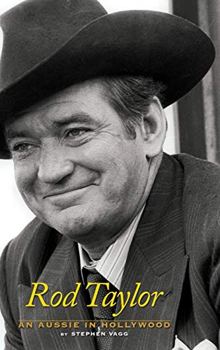 Rod Taylor By Stephen Vagg