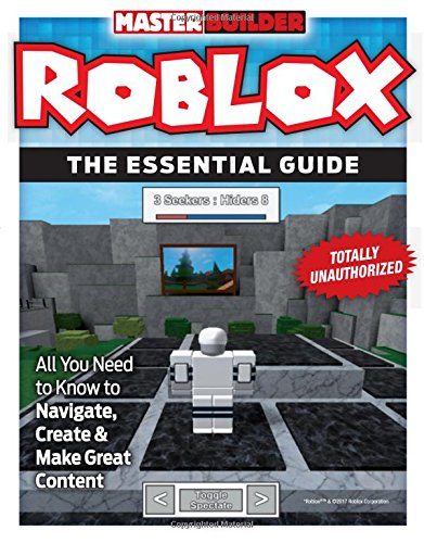 Master Builder Roblox By Triumph Books