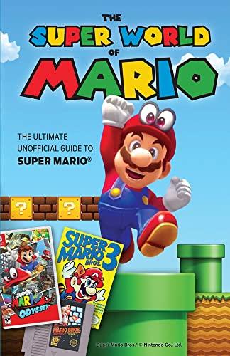 Super World of Mario By Triumph Books