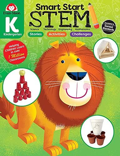 Smart Start Stem Grade K By Evan-Moor Educational Publishers