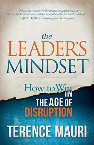Leader's Mindset By Terence Mauri