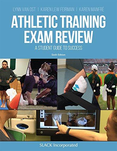 Athletic Training Exam Review By Lynn Van Ost