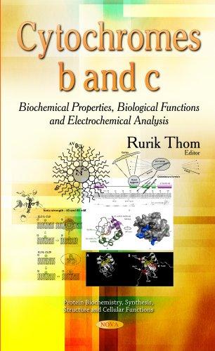 Cytochromes B & C By Rurik Thom