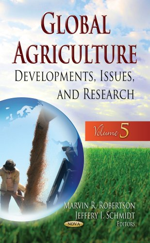 Global Agriculture By Marvin R. Robertson