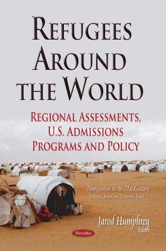 Refugees Around the World By Jarod Humphrey