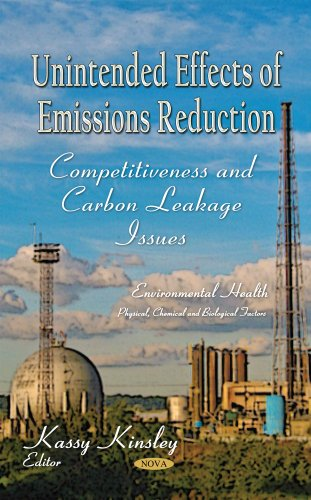 Unintended Effects of Emissions Reduction By Kassy Kinsley