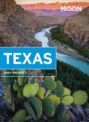 Moon Texas (Ninth Edition) By Andy Rhodes