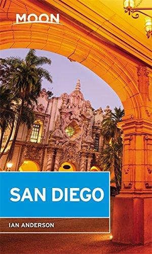 Moon San Diego (Fourth Edition) By Ian Anderson