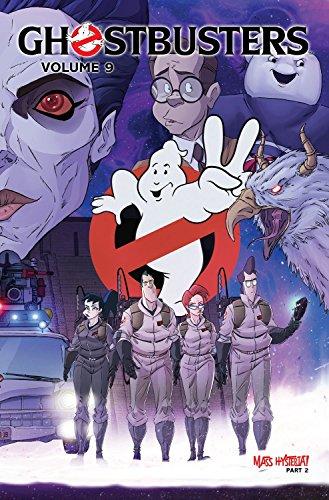 Ghostbusters Volume 9 Mass Hysteria Part 2 By Erik Burnham