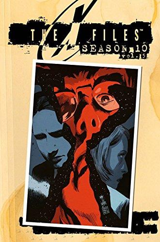 X-Files Season 10 Volume 5 By Joe Harris
