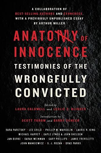 Anatomy of Innocence By Laura Caldwell