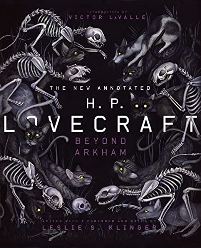 The New Annotated H.P. Lovecraft By H. P. Lovecraft