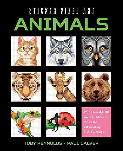 Sticker Pixel Art: Animals By Reynolds
