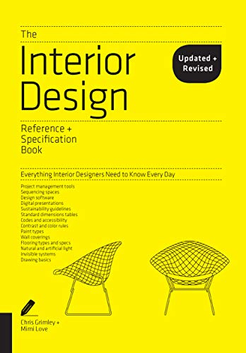 The Interior Design Reference & Specification Book updated & revised By Chris Grimley
