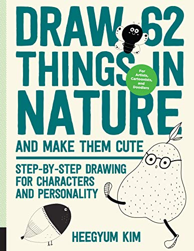 Draw 62 Things in Nature and Make Them Cute By Heegyum Kim