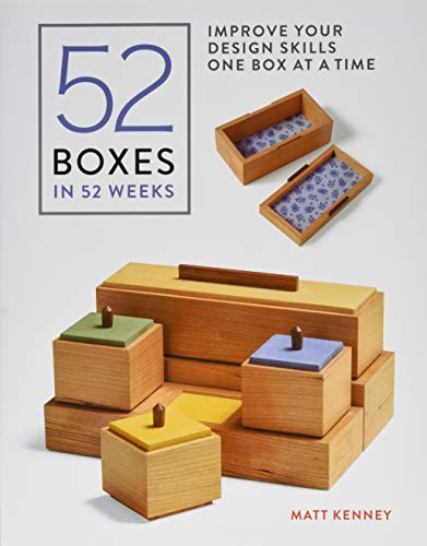 52 Boxes in 52 Weeks By Matt Kenney