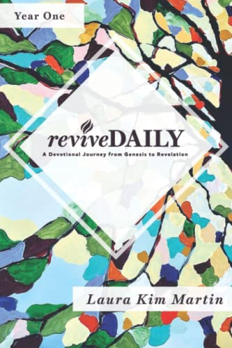 reviveDAILY By Laura Kim Martin