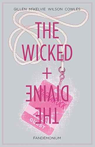The Wicked + The Divine Volume 2: Fandemonium (Wicked & the Divine Tp) By By (artist) Jamie Mckelvie