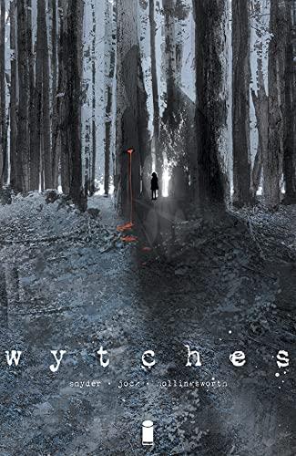 Wytches Volume 1 By Scott Snyder
