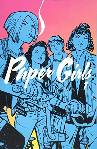 Paper Girls Volume 1 By By (artist) Cliff Chiang