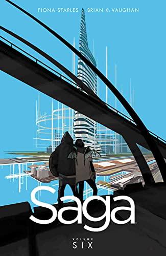 Saga Volume 6 By By (artist) Fiona Staples