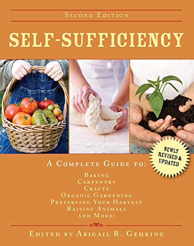 Self-Sufficiency By Abigail Gehring