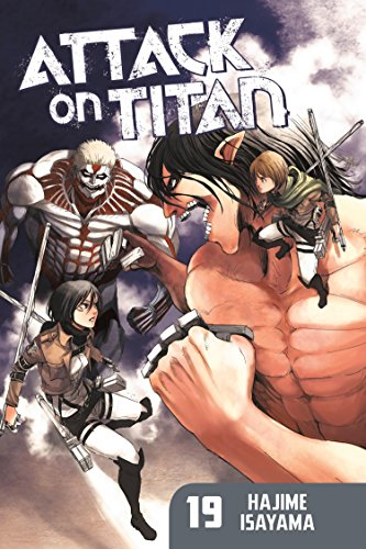 Attack on Titan 19 By Hajime Isayama