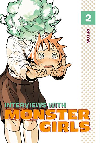 Interviews With Monster Girls 2 By Petos