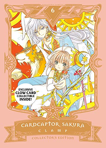 Cardcaptor Sakura Collector's Edition 6 By CLAMP CLAMP