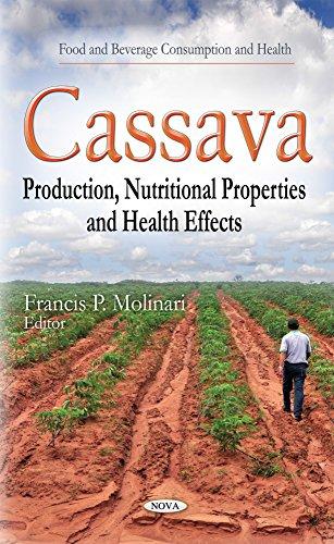 Cassava By Francis P Molinari