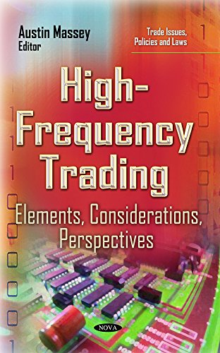 High-Frequency Trading By Austin Massey