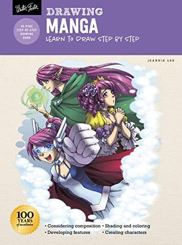 Drawing: Manga By Jeannie Lee