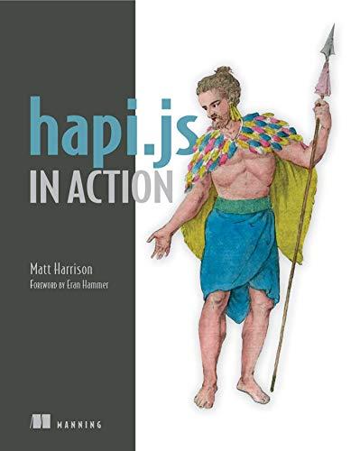 hapi.js in Action By Matt Harrison