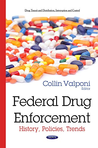 Federal Drug Enforcement By Collin Valponi