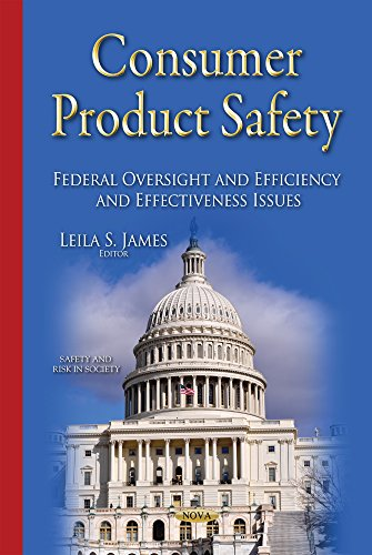 Consumer Product Safety By Leila S. James