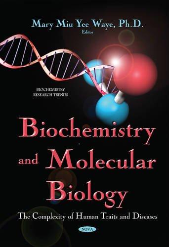 Biochemistry & Molecular Biology By Mary Miu Yee Waye