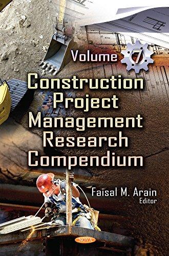 Construction Project Management Research Compendium By Faisal Manzoor Arain