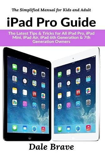 iPad Pro By Dale Brave