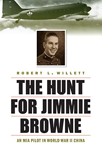 Hunt for Jimmie Browne By Robert L. Willett