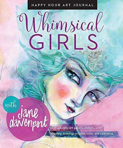 Whimsical Girls By Jane Davenport