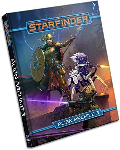 Starfinder RPG: Alien Archive 3 By Joe Pasini
